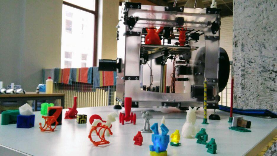 Workshop 3D-printen