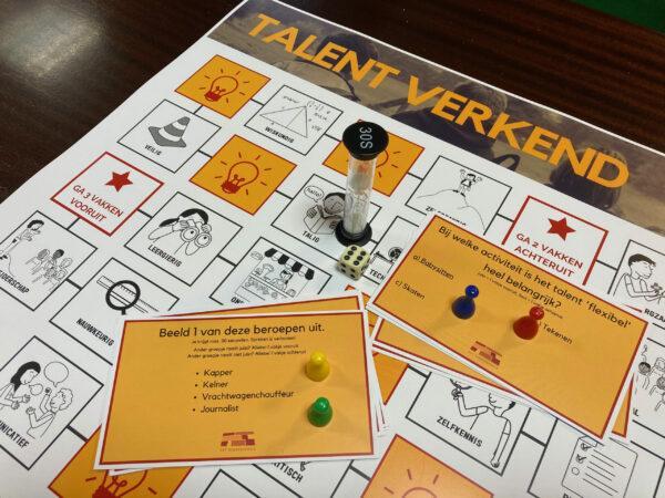 spel over talenten klasspel educatief materiaal talenten en beroepen