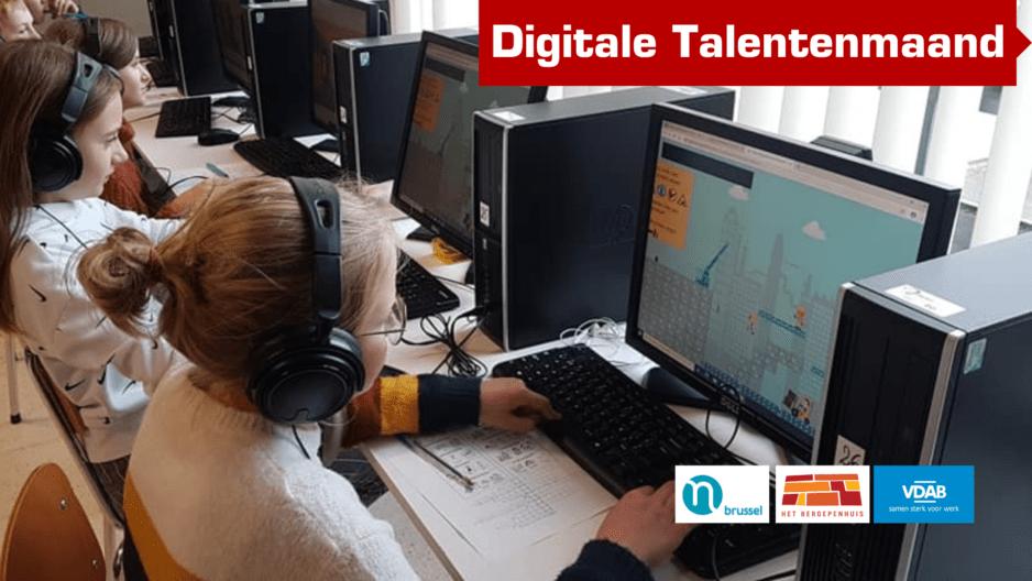 Digitale TalentenMaand 2021